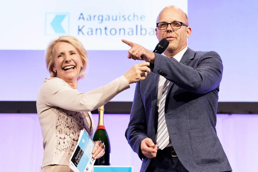 Ueli Reich aarg. Unternehmerpreis