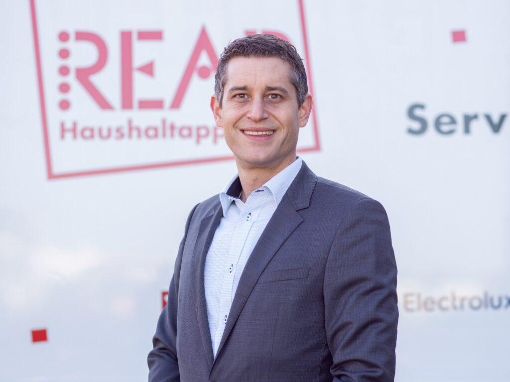Oliver Meyer neuer Geschäftsführer der REAP AG Haushaltapparate