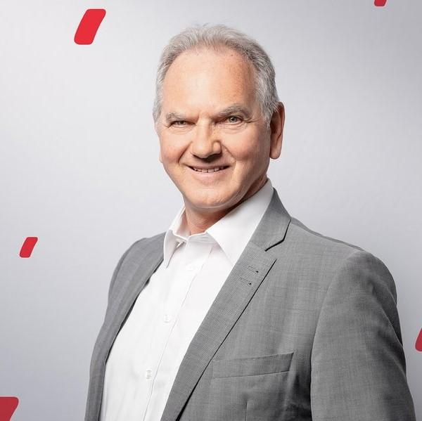 Ueli Jost Verwaltungsrat Präsident REAP AG und Veriset AG